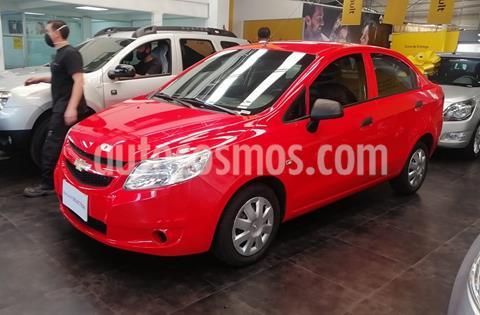 Chevrolet Sail LS Ac  usado (2018) color Rojo precio $30.000.000
