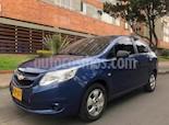 Foto venta Carro usado Chevrolet Sail LS Aa (2013) color Azul precio $20.500.000