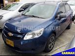 Foto venta Carro usado Chevrolet Sail LS Aa (2015) color Azul precio $27.900.000