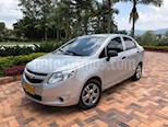 Foto venta Carro usado Chevrolet Sail LS (2019) color Plata precio $35.000.000