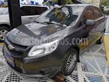 Foto venta Carro usado Chevrolet Sail LS (2018) color Gris precio $28.900.000
