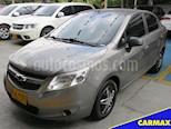 Foto venta Carro usado Chevrolet Sail LS  (2014) color Gris precio $24.900.000