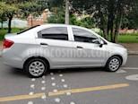 Foto venta Carro usado Chevrolet Sail LT Aa (2013) color Plata precio $19.500.000