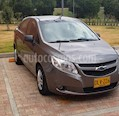 Foto venta Carro usado Chevrolet Sail LT Ac color Gris Ocaso precio $22.500.000