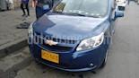 Foto venta Carro usado Chevrolet Sail LTZ (2014) color Azul precio $23.500.000