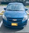 Foto venta Carro usado Chevrolet Sail LTZ  (2017) color Azul precio $30.000.000
