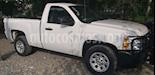 Foto venta Auto usado Chevrolet Silverado 1500 Cab Reg Paq H (2011) color Blanco precio $155,000