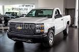 Foto venta Auto usado Chevrolet Silverado 1500 Cab Reg WT Aa (2014) color Blanco precio $220,000