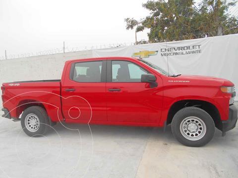 Chevrolet Silverado 1500 Cab Reg Paq F nuevo color Rojo precio $739,400