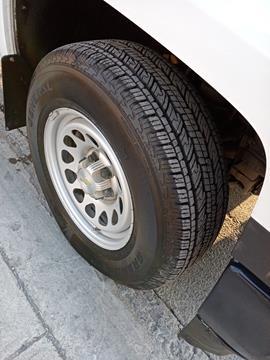 Chevrolet Silverado 1500 LS Cab Reg  usado (2015) color Blanco precio $225,000