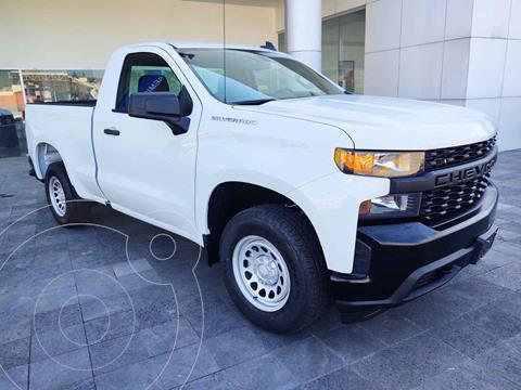 Chevrolet Silverado 1500 Cab Reg Paq A nuevo color Blanco precio $647,100
