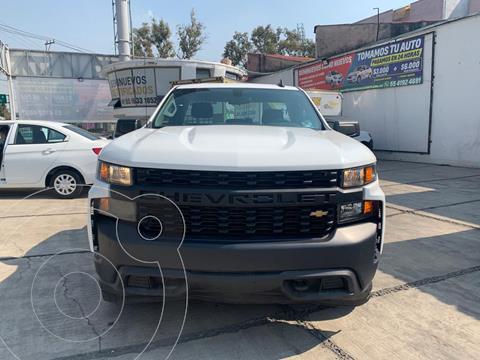 Chevrolet Silverado 1500 Cab Reg Paq A usado (2020) color Blanco precio $498,999