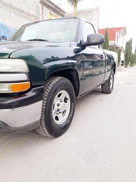 Chevrolet Silverado 1500 Cab Reg Paq A usado (2002) color Verde precio $129,000