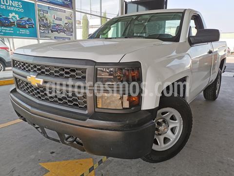 foto Chevrolet Silverado 1500 Cab Reg Paq A usado (2017) color Blanco precio $325,000