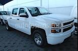 foto Chevrolet Silverado 4x2 Doble Cabina LS usado (2015) color Blanco precio $310,000