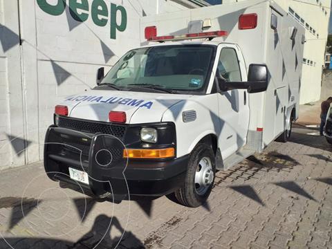Chevrolet Silverado 3500 Chasis cabina usado (2011) color Blanco precio $700,000