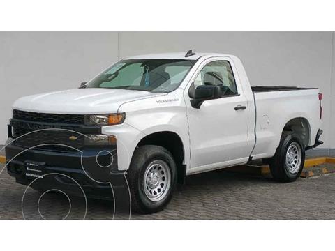 Chevrolet Silverado 3500 Version usado (2020) color Blanco precio $589,000