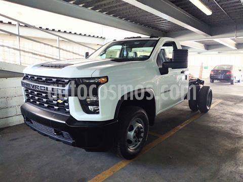 Chevrolet Silverado 3500 Chasis Cabina Paq A HD  nuevo color Blanco precio $693,200