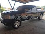 Foto venta carro usado Chevrolet Silverado LT 5.3L Doble Cabina 4x4 (2011) color Negro precio BoF12.000