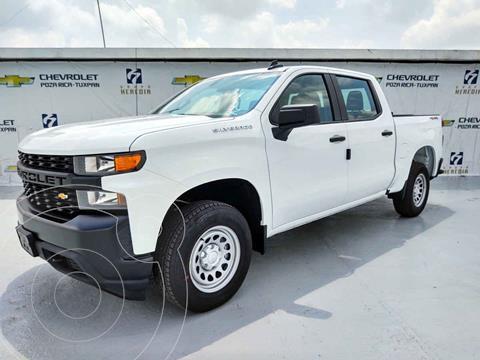 Chevrolet Silverado 4x4 Doble Cabina LS nuevo color Blanco precio $764,900