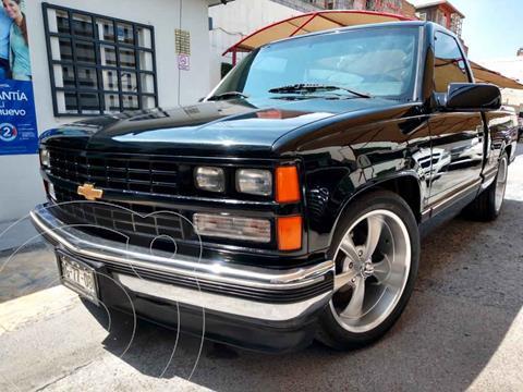 Chevrolet Silverado 4x2 Cab Reg Paq A usado (1989) color Negro precio $159,000