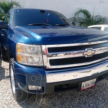 Chevrolet Silverado LT 4x4  usado (2008) color Azul precio u$s7.800