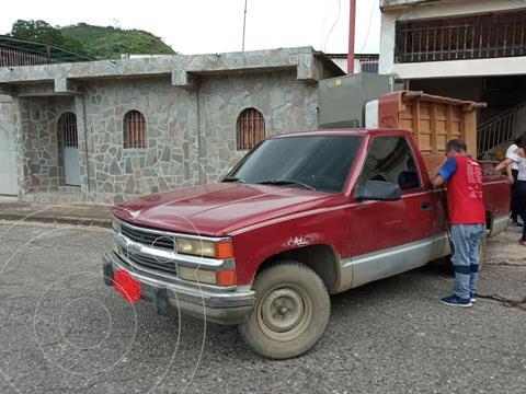 Chevrolet Silverado Auto. 4x2 usado (1993) color Rojo precio u$s2.600