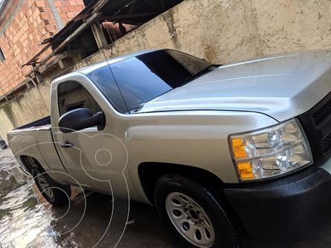 Chevrolet Silverado Auto. 4x2 usado (2007) color Gris precio u$s3.900