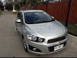 Chevrolet Sonic Hatchback 1.6 LT  usado (2013) color Plata precio $4.490.000