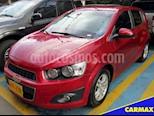 Foto venta Carro Usado Chevrolet Sonic Hatchback  1.6 LT (2014) color Rojo Flash precio $28.900.000