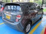 Foto venta Carro usado Chevrolet Sonic Hatchback  1.6 LT (2015) color Gris Urbano precio $36.900