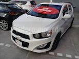 Foto venta Auto usado Chevrolet Sonic RS 1.4L (2015) color Blanco precio $189,000