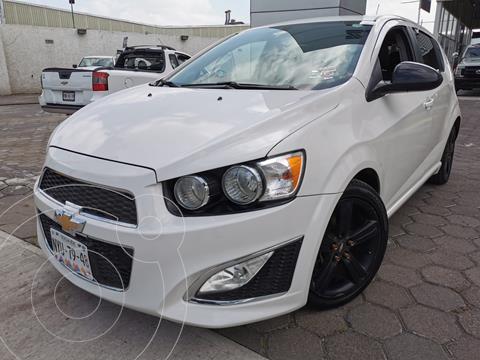 Chevrolet Sonic RS 1.4L usado (2016) color Blanco Diamante precio $200,000