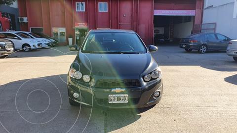 Chevrolet Sonic Sedan LT usado (2015) color Gris Oscuro precio $950.000