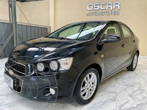 Chevrolet Sonic Sedan LT usado (2014) color Carbon precio $1.149.000