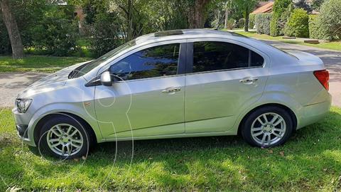 foto Chevrolet Sonic Sedán LTZ Aut usado (2015) color Gris precio $1.300.000