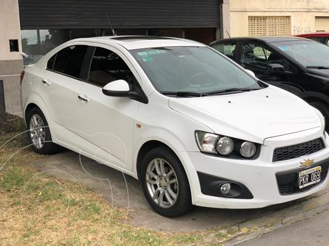 Chevrolet Sonic Sedan LTZ usado (2016) color Blanco Summit precio $950.000