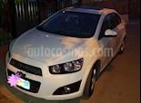 Foto venta Auto usado Chevrolet Sonic 1.6 LT Aut  (2015) color Blanco precio $7.500.000