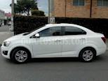Foto venta Carro usado Chevrolet Sonic 1.6 LT (2015) color Blanco precio $33.000.000