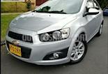 Foto venta Carro usado Chevrolet Sonic 1.6 LT (2014) color Plata precio $30.900.000
