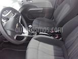 Foto venta Carro usado Chevrolet Sonic 1.6 LT  (2018) color Plata Sable precio $45.000.000