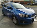 Chevrolet Sonic 1.6 LT usado (2012) color Azul precio u$s8,500