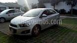 Chevrolet Sonic 1.6 LT usado (2012) color Plata precio u$s7,400