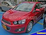 Foto venta Carro Usado Chevrolet Sonic 2014 (2014) color Rojo precio $35.900.000