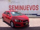 Foto venta Auto usado Chevrolet Sonic 4p LS L4/1.6 Man (2016) color Rojo precio $150,000
