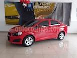 Foto venta Auto usado Chevrolet Sonic 4p LS L4/1.6 Man (2016) color Rojo precio $158,900