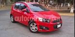 Foto venta Auto usado Chevrolet Sonic 4p LT L4/1.6 Aut (2016) color Rojo precio $165,000