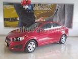 Foto venta Auto usado Chevrolet Sonic 4p LT L4/1.6 Man (2014) color Rojo precio $141,900