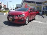 Foto venta Auto usado Chevrolet Sonic 4p LT L4/1.6 Man (2016) color Rojo precio $170,000