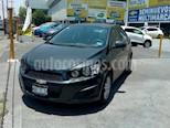 Foto venta Auto usado Chevrolet Sonic 4p LT L4/1.6 Man (2015) color Gris precio $158,000